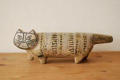 by Swedish ceramic designer and artist Lisa Larson