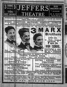 1911 Marx Brothers