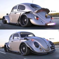 Super Cars and Bike Images, Best Car Images German Look, Kdf Wagen, Vw Cars, Car Images, Sweet Cars, Car Tuning, Modified Cars, Vw Beetles, Custom Cars