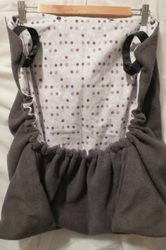 The Cozy Cover - Cold Weather Baby Carrier Cover Pattern by | Cozy ...