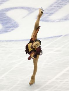 Mao Asada - ISU World Team Trophy 2009 Day 3