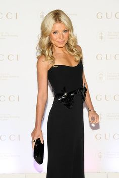 Kelly Ripa in The Society of Memorial Sloan-Kettering Cancer Center 5th Annual Spring Ball