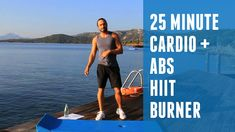 25 Minute Cardio HIIT + Abs Blaster | The Body Coach