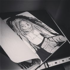 danilotm on Instagram #desenho #ilustração #draw #illustration #rabisco #drawing #sketch #design #sp #feeling #tattoo #tatuagem #theend #mugshot #portrait #beard #barba