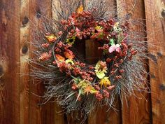 Christine Cross (2) Autumn Wreaths