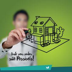 No Jardim Entre Rios seus sonhos são possíveis. Seja uma casa com um ou dois andares, quatro quartos ou mais... Venha viver entre rios :) #JardimEntreRios #Casa ##Quarto #Sonho  #Família #ValeDoAço #MinasGerais