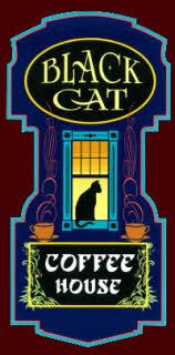 Black Cat Coffeehouse Ashland WI Coffee Latte Cappuccino Organic Food Events Pizza and more!