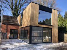 Village House Design, Village Houses, House Extension Design, Roof Extension, Bungalow Renovation, Farmhouse Renovation, Bungalow Extensions, House Extensions, Modern Bungalow House Design