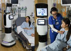Hospitals In The North America Are Using The Telepresence Platform RP-Vita | Futuristic NEWS