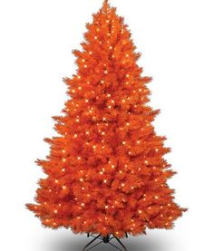 Squeeze some fun into your holiday décor with Treetopia& Orange Christmas Tree. This designer Christmas tree features vibrant orange tips that pack a holiday decorating punch. Orange Christmas Tree, Christmas Tree Design, Xmas Tree, Christmas Trees, Christmas Trimmings, Merry Christmas, Christmas Collage, Primitive Christmas, Pink Christmas