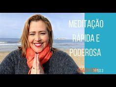 Meditação Rápida e Poderosa -  Afirmações Para Empoderamento Pessoal...