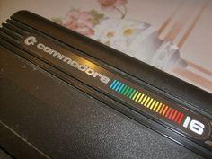 Commodore 16 (no, not 64)