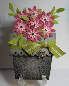 CC215, TLC215, Birthday Flowers! by virgo5 - Cards and Paper Crafts at Splitcoaststampers