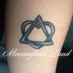 Adoption Tattoo | Mommyhood Land Adoption Blog Mom Blog #adoptionblog #momblog