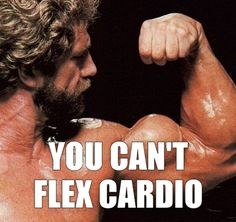 | Cardio? No.. | #bodybuilding #quotes #inspiration #motivation #lift #gym #strong #muscle #workout #fit #humor #funny #fitness #nutrition #sports #flex