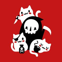 Search Results for 'cute black cat' T-Shirts Dark Drawings, Cute Drawings, Grim Reaper Art, Cute Black Cats, Canvas Art, Canvas Prints, Halloween Cat, Halloween Magic, Kawaii Wallpaper