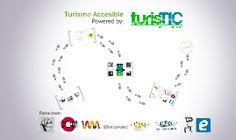 ¡Aquí está la presentación de Turismo Accesible que compartimos con los hackers esta mañana en la Hackaton #TurisTIC!