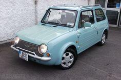 Nissan Poa 1.0 Auto #Retro #Vintage  http://www.adverts.ie/vehicles/nissan-poa-1-0-auto-retro-style-nct-06-15/6478338