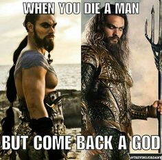 From Kahl to Aquaman... Hot.