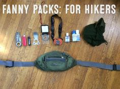 Fanny packs are 100% for hikers. Need convincing? Give it a read!