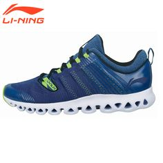 Li-Ning Running Shoes Men Sneakers Cushion Breathable Design LiNing Cushioning Classic Arc Series Sport Sneaker ARHM009 LiNing
