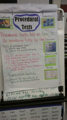 Text structure and organisation: understand text purpose and structure Writing Worksheets, Writing Lessons, Teaching Writing, 1st Grade Writing, 4th Grade Reading, Reading Centers, Reading Workshop, Teaching Procedures, Procedural Writing