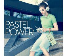 Fashion Friday Pastel Paradise