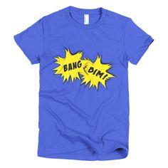 Bang Bim - Short sleeve women's t-shirt