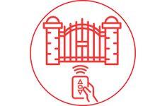 Système de contrôle portail automatique