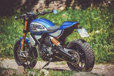 I honestly like those things these folks did with this custom-made Ducati 1100, Ducati Cafe Racer, Ducati Scrambler, Cafe Racer Motorcycle, Bobber, Cafe Racing, Auto Racing, Cafe Racer Magazine, Royal Enfield Bullet
