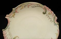 Antique Royal Worcester Dessert Plate 1891