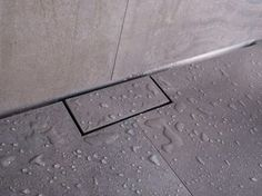 Scarico per doccia WATERSTOP WALL TILE - Easy Sanitary Solutions