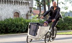 Cargo bikes are like eco-friendly SUVs for many families. Photo Credit: Butchers & Bicycles