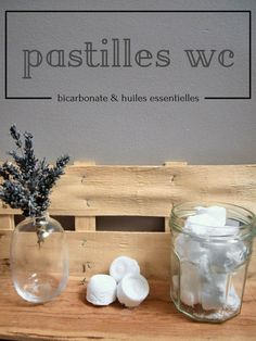 DIY Pastilles wc au bicarbonate de soude, acide citrique et huiles essentielles Diy Cleaning Products, Cleaning Hacks, Lava, Eco Green, Green Life, Diy Projects To Try, Zero Waste, Baking Soda, Dyi