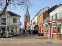 Het gezellige centrum van Domburg!