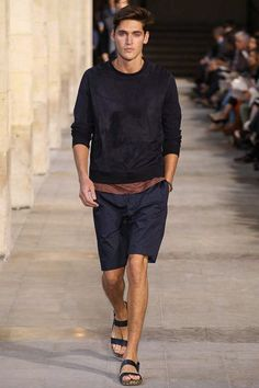 Hermès Spring 2014 Menswear Collection