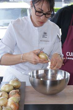 Cuisines CNG Laurent Di Palma Cours De Cuisine Avec Linstitut - Cours de cuisine bocuse
