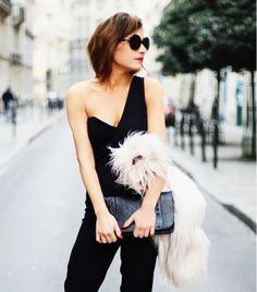 8 Secrets To Dressing Like A French Girl via @WhoWhatWear