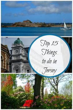 Top 15 Things to do in Jersey
