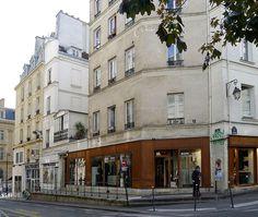 Paris IV - rue des Mauvais-Garçons
