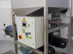 Biogas Pressschneckenseparator Twineinheit, Gülle separieren, Gülleseparator, Gülleseparation, Separationsanlage, Biogasanlage