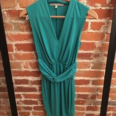 Rachel Rachel Roy Teal Dress Very cute dress for a casual day or night out, work, wedding, whatever! RACHEL Rachel Roy Dresses