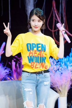 Photo album containing 8 pictures of IU Pretty Korean Girls, Gangnam Style, Bts And Exo, Iu Fashion, Famous Singers, Her Music, Debut Album, Korean Singer, Aesthetic Pictures