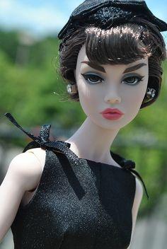 stunning Poppy Parker