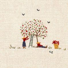 Apple-Pickers---card