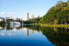 Ibirapuera's park-São Paulo-Brazil