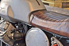 Motoclothing Bobber Custom Culture e Cafe Racer: Moto Guzzi V7 Scrambler