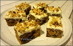 Forking Foodie: Grain Free Dairy Free White Bean and Coconut Flour Spiced Carrot Magic Bean Cake (includes Thermomix ...