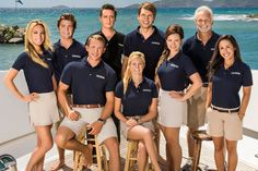 Bravo is thrilled to announce the return of our smash docu-series Below Deck this summer—Season 2 of the show kicks off August 12 at ET/PT. And we've got a first look at all the drama on the high seas. Bitchy Resting Face, Amy Johnson, Deck Party, Below Deck, Bravo Tv, Episode 3, New Face, New Kids, Reality Tv