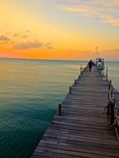 Stunning Photo that I took last February, on the dock in Koh Samui, Thailand!